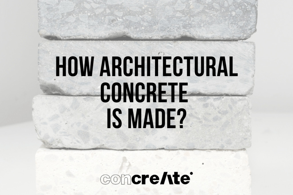how-architectural-concrete-is-made
